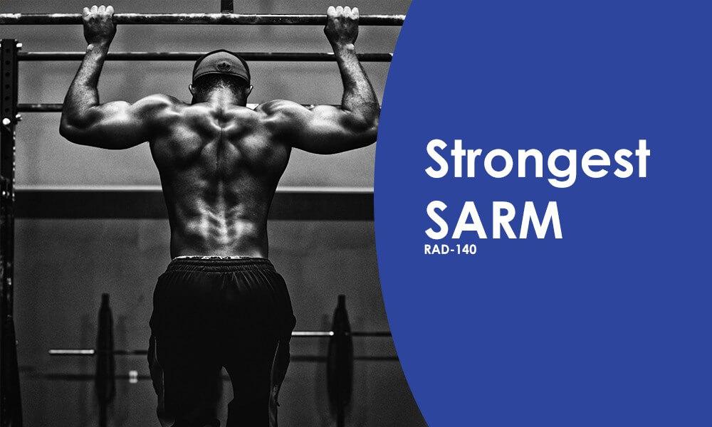 Strongest Sarm on the market